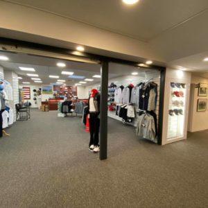 Eröffnung des neuen Pro-Shops