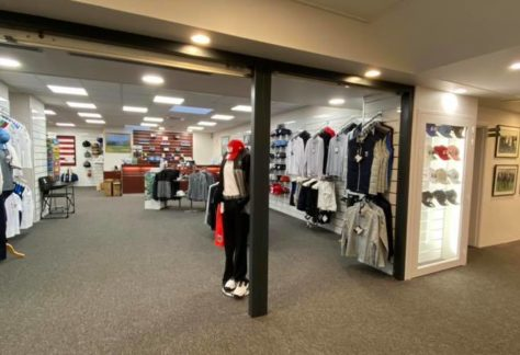 Opening of the new Pro-Shop