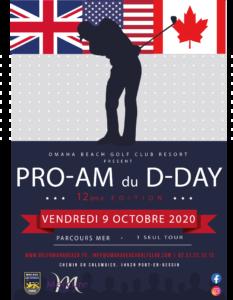 PRO-AM du D-DAY 2020